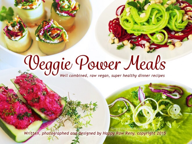 Veggie Power Meals